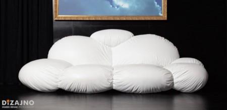 Cirrus, el sofá perfecto para aquellos que siempre están en las nubes