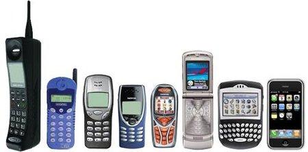 Evolución móvil