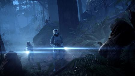 Star Wars Battlefront Ii Modo Caza Ewoks
