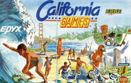 Retroanálisis de California Games, el clásico de Epyx más veraniego para los amantes del deporte extravagante