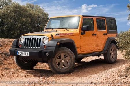 ¿Perderá el Jeep Wrangler capacidades todoterreno?