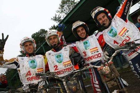 Equipo masculino España