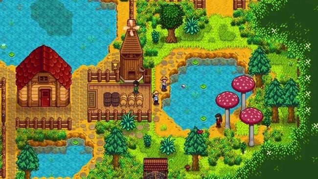 Stardew Valley Multijugador