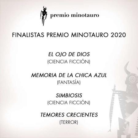 Finalistas Minotauro