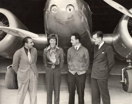 Mantz Amelia Earhart Manning Noonan