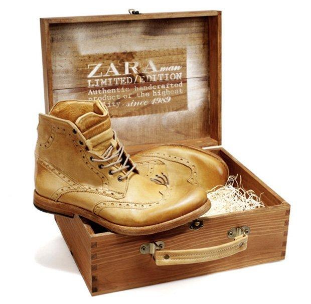 Botín Zara Edición Limitada