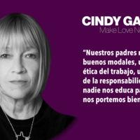 Cindy Gallop quiere darle la vuelta al porno: make love, not porn