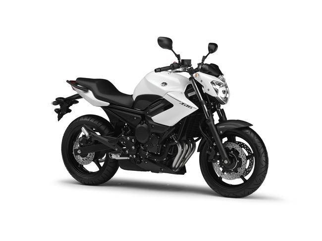 Yamaha XJ6 N 2013