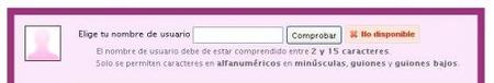pagina usuario