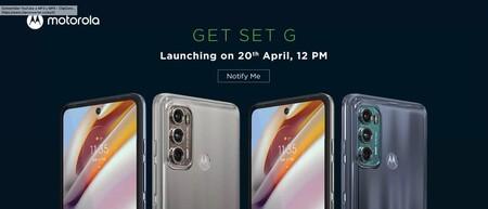 Motorola's presentation for April 20