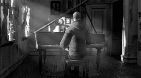 Woody: la encantadora historia de un maniquí que anhela tocar el piano