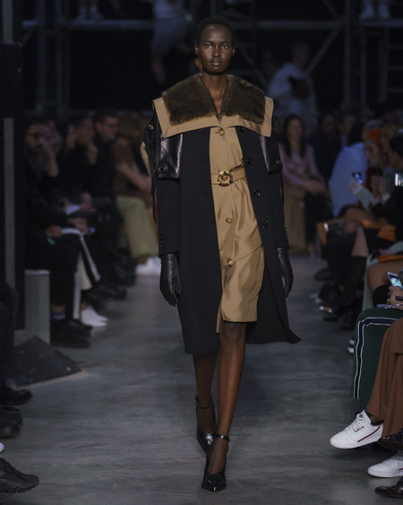 Burberry Autumn Winter 2019 Collection Look 90