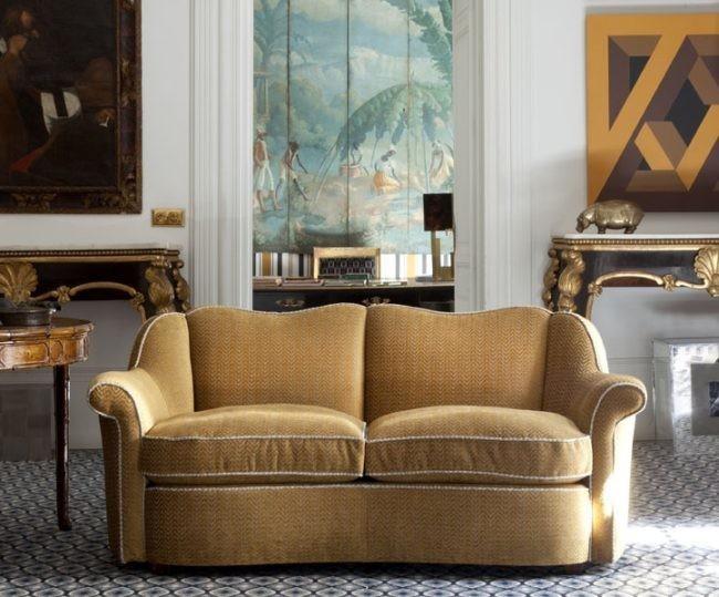 La sofisticada colecci n de lorenzo castillo para gast n y - Gaston y daniela sofas ...