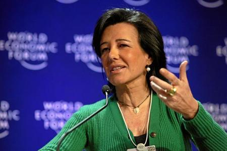 Ana Botín, nueva presidenta del Banco Santander