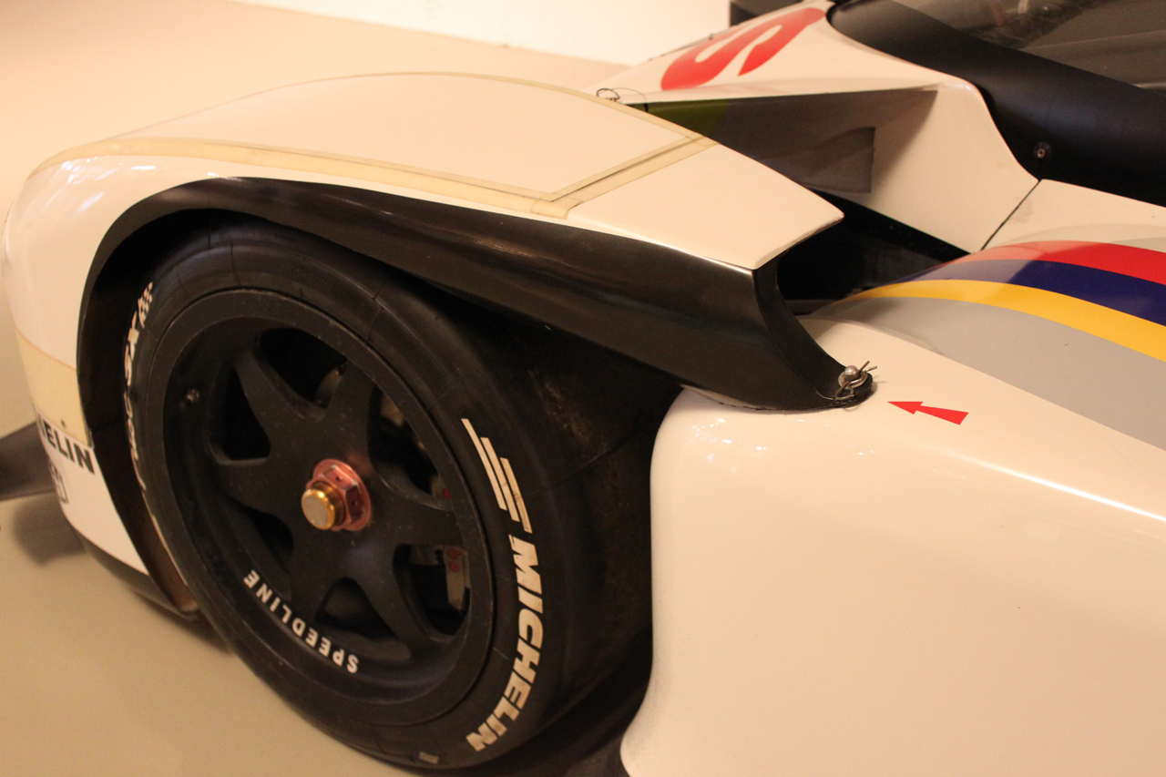 Foto de Museo 24 horas de Le Mans (112/246)