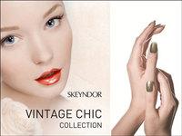 Tres nuevos esmaltes de uñas de Skeyndor: Vintage Chic Collection
