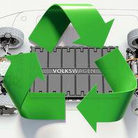 Volkswagen lanza proyecto piloto para reciclar las baterías de sus autos eléctricos