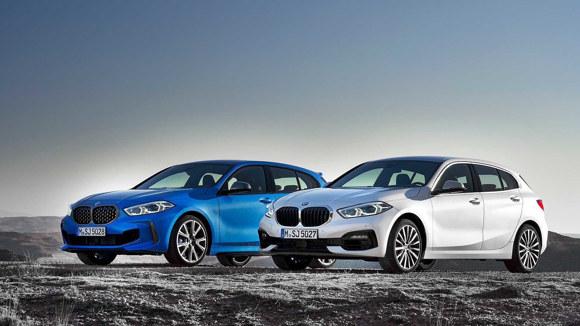Foto de BMW Serie 1 2020 (18/66)