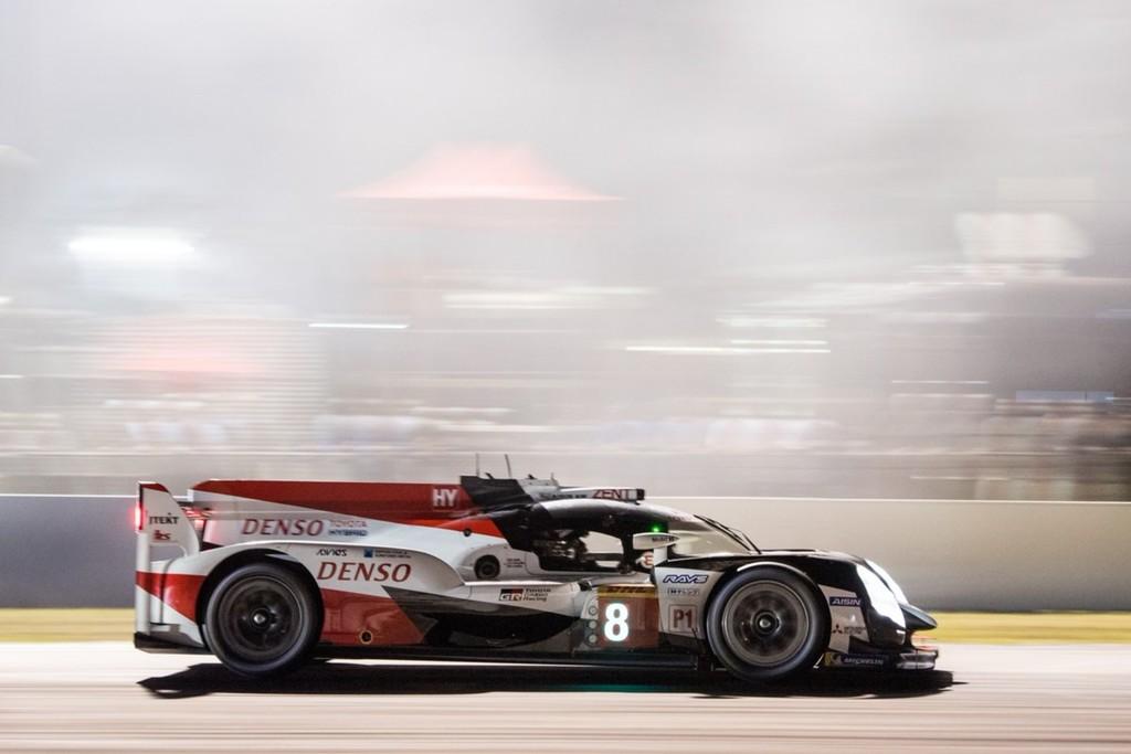 Fernando Alonso, desatado con su Toyota en Sebring: pole position, récord del circuito y recado a la Fórmula 1