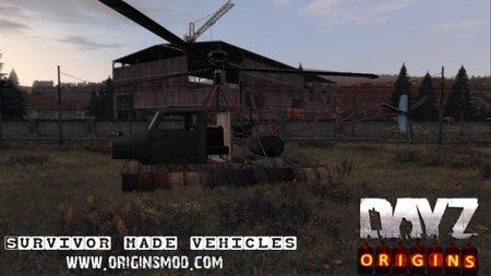 'DayZ Origins', el nuevo mod para 'ArmA II' inspirado en 'DayZ'