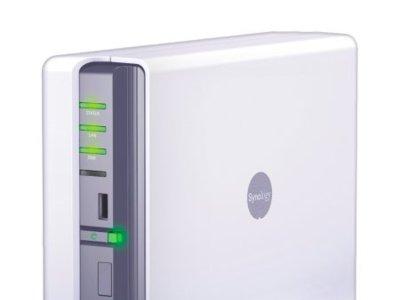 Synology DS110j, un servidor casero de entrada
