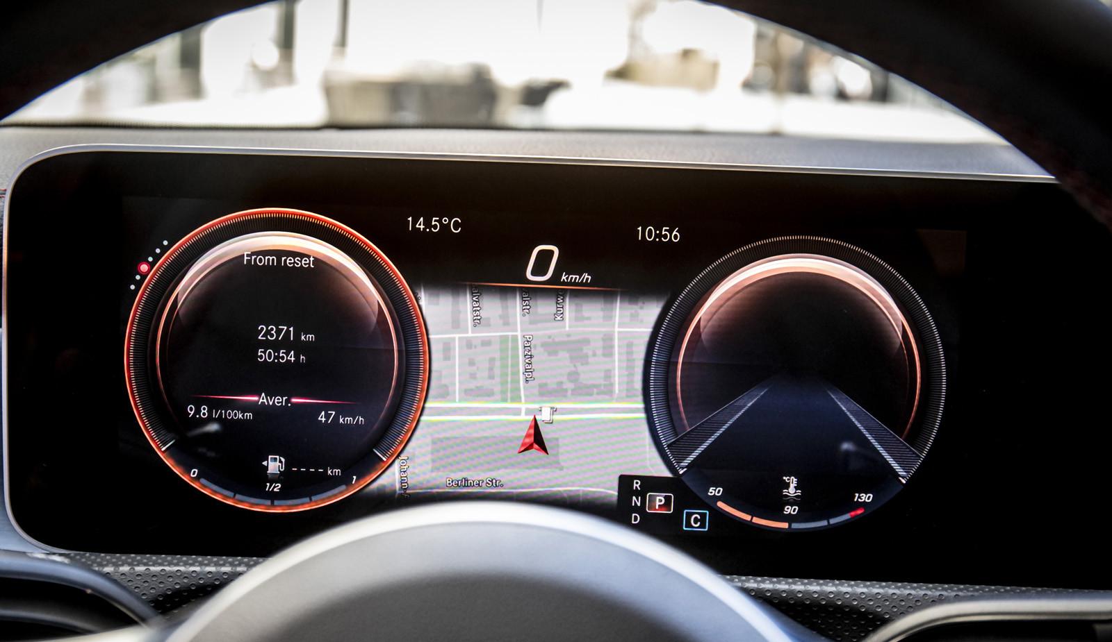 Foto de Mercedes-Benz CLA Coupé 2019, toma de contacto (223/248)