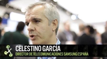 """""""Es hora de que el dispositivo interactue con el usuario y no sólo al revés"""", Celestino García de Samsung"""