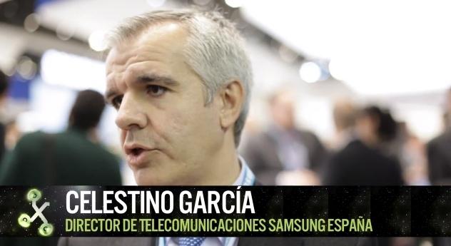 Celestino García Samsung España