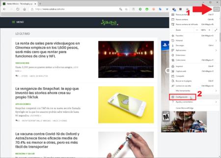 Como Desacativar Nueva Funcion Microsoft Edge Pegar Titulos En Vez Url