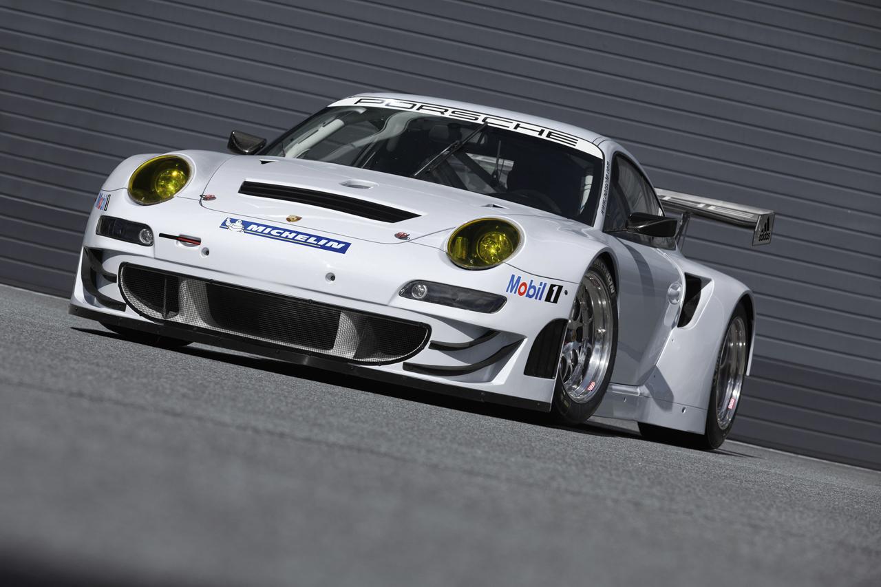 Foto de Porsche 911 GT3 RSR 2012 (12/18)