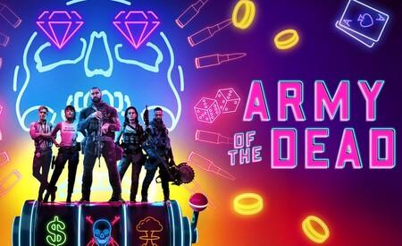 Vimos 'El ejército de los muertos': la nueva película de Zack Snyder y Netflix es todo lo que los amantes de los zombis piden