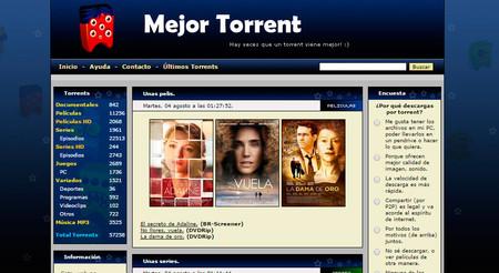 Mejor Torrent