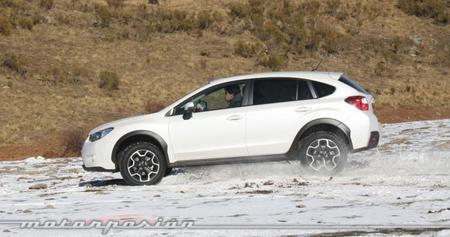 Subaru XV, presentación y prueba en Madrid (parte 2)