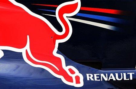 Renault niega los rumores del cambio de motorizador en Red Bull