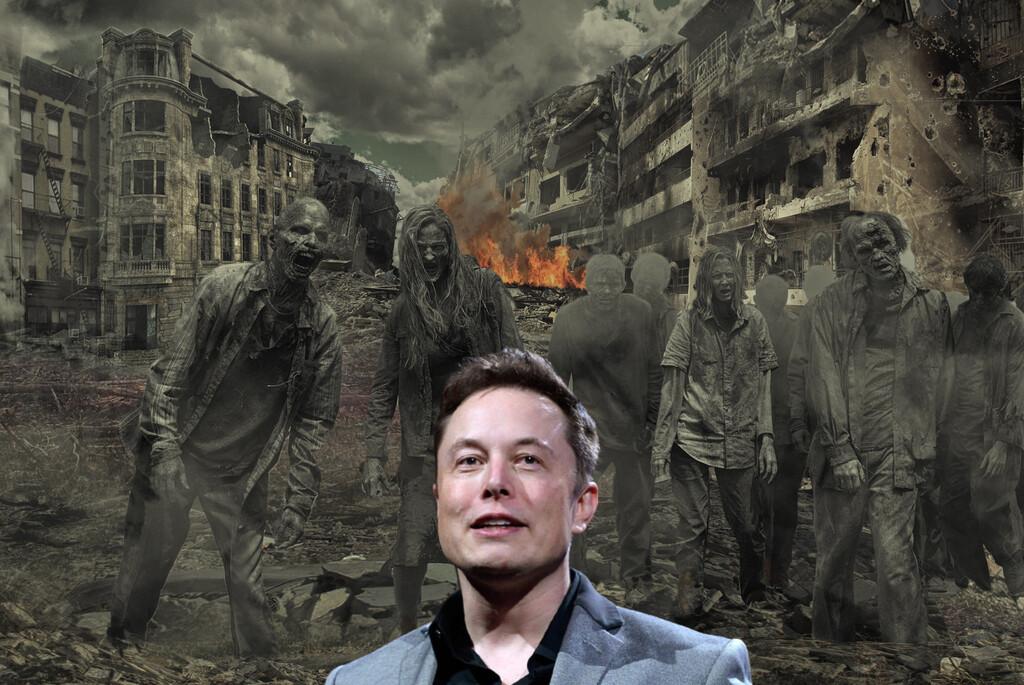 Un apocalipsis zombie, Elon Musk y mi estrambótica aventura infinita en un juego de rol basado en inteligencia artificial