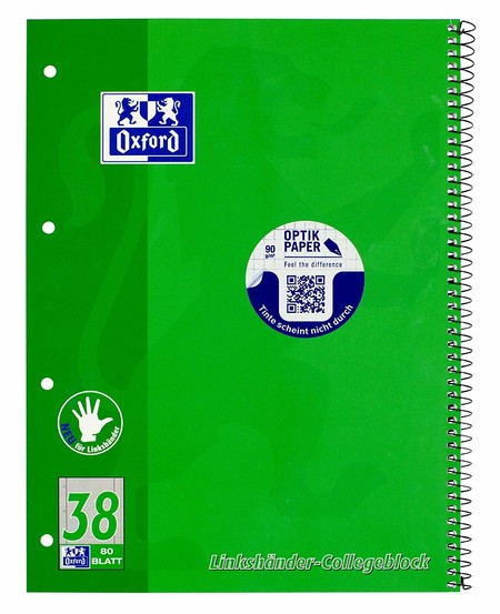 Cuadernos Oxford