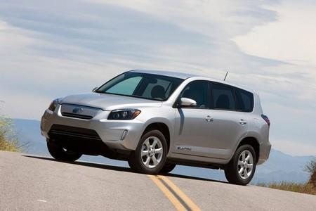 Toyota RAV4 EV:  cifras de autonomía y consumo