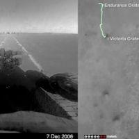 La NASA nos enseña la maratón del Mars Opportunity rover en un timelapse