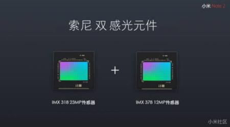 La presentación filtrada del Xiaomi Mi Note 2 desvela que contaría con escáner de iris
