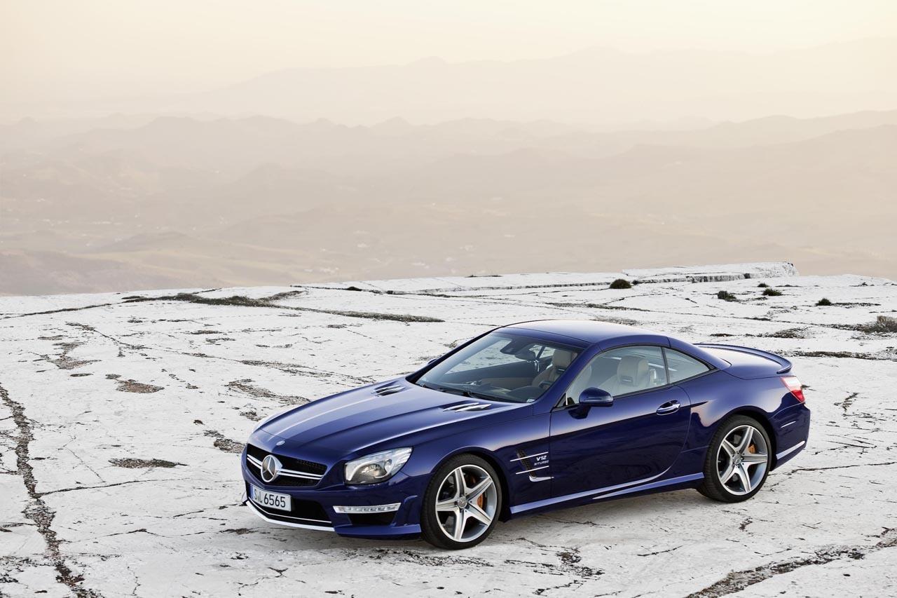 Foto de Mercedes-Benz SL 65 AMG (4/13)