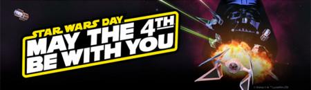 Steam lanza venta especial para celebrar el día de Star Wars