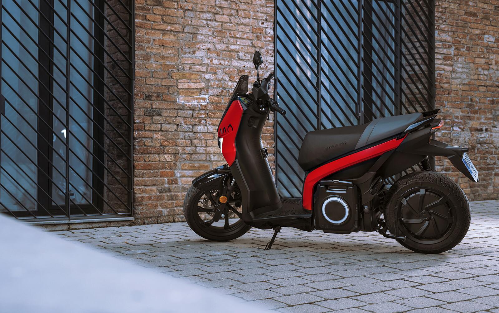 Foto de SEAT MÓ eScooter 125 (19/81)
