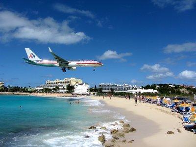 Adiós a los espectaculares aterrizajes de Boeing 747 en San Martín