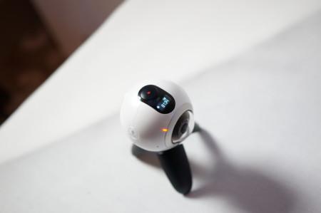 La nueva cámara 360 grados de Samsung llegaría el próximo año