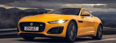 Jaguar F-Type 2021: Precios, versiones y equipamiento en México