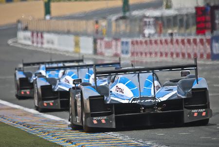 El epílogo de las 24 horas de Le Mans (Vídeo y galería)
