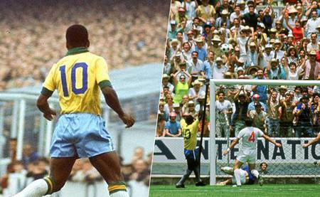 Dos goles del siglo que jamás existieron y una parada que sí: de Pelé a Gordon Banks