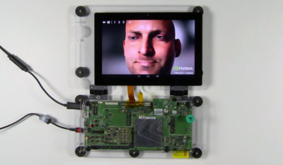 Nvidia nos enseña Kepler en formato tablet