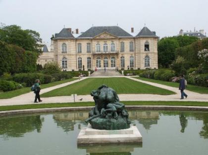 El Museo Rodin, escenario de cine