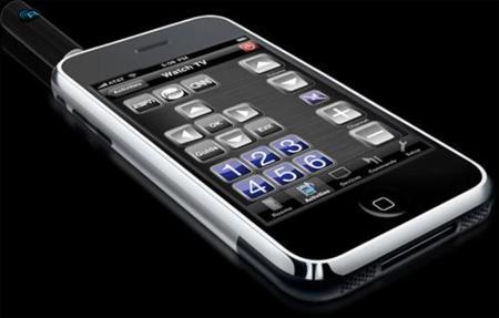 Convierte tu iPhone o iPod touch en un mando IR para la televisión